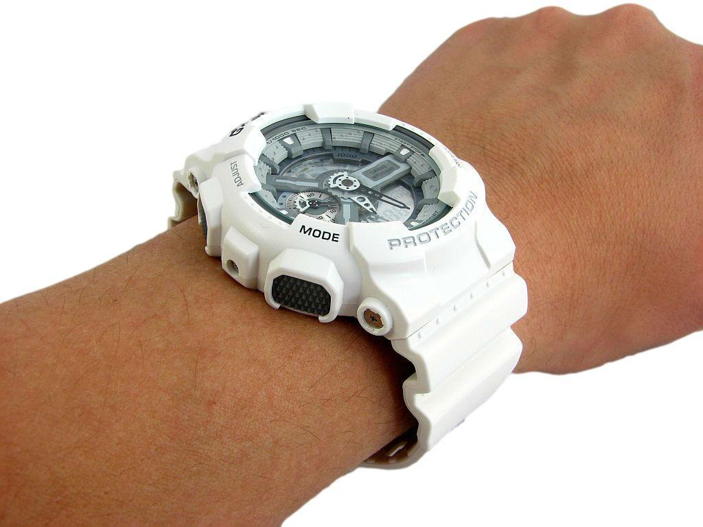 Часы casio g shock ga 110c 7aer